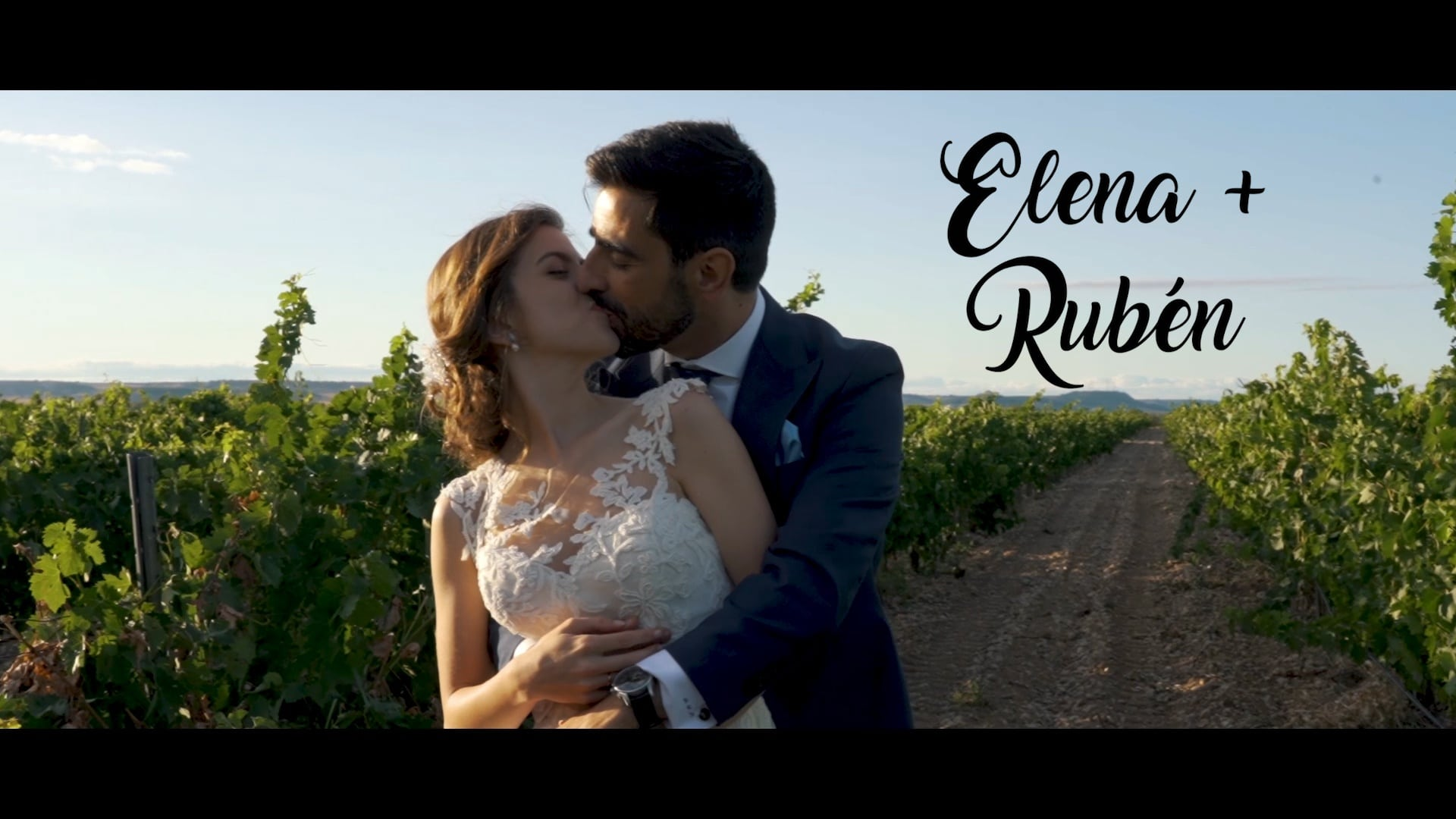 video de boda en Valladolid
